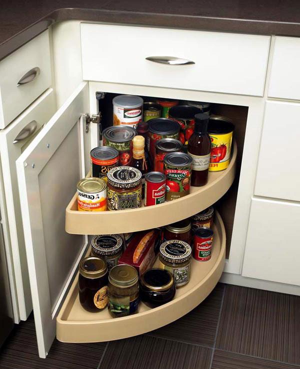 Организация пространства под кухонной мойкой 8