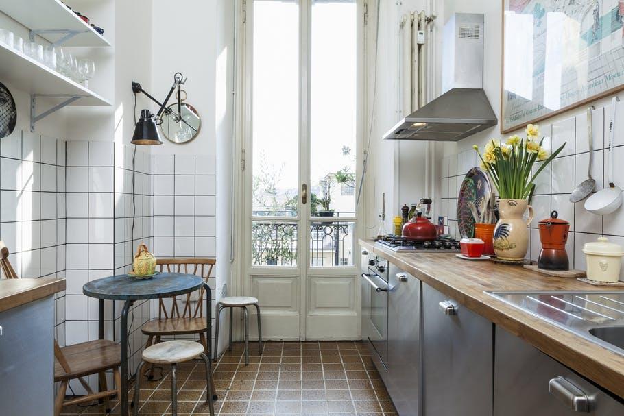 Обеспечиваем порядок на кухне