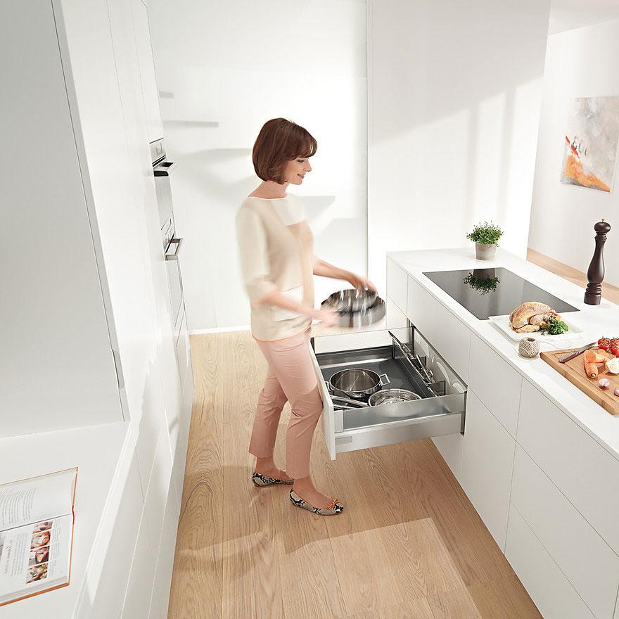 Практичная и эргономичная кухня