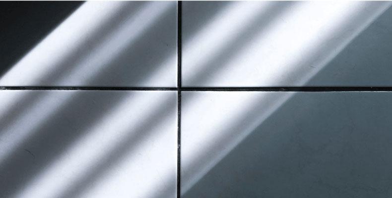 Как покрасить швы между плитками