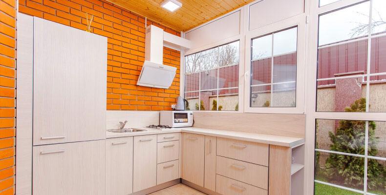 Какие цвета стен на кухне выбрать?