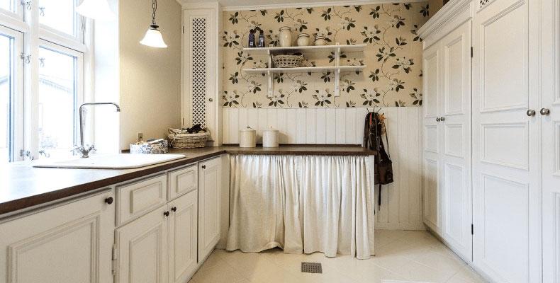 Кухня в английском стиле