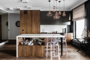Из чего лучше сделать пол на кухне