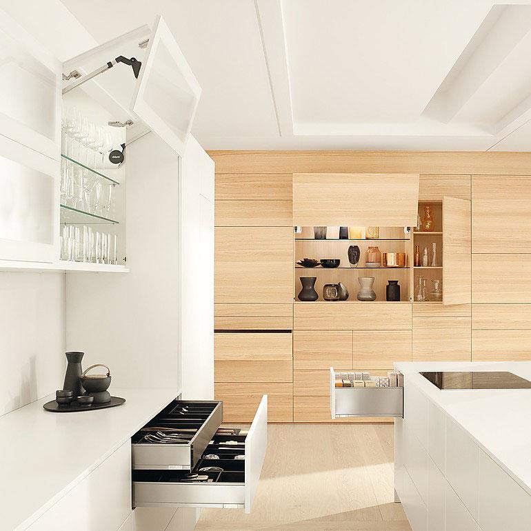 Виды кухонных механизмов
