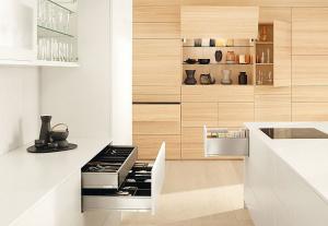 Функциональные кухонные механизмы и фурнитура