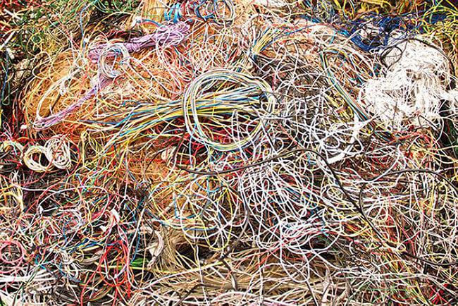 Как выгодно сдать лом кабеля