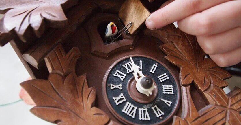 Виды часов с кукушкой